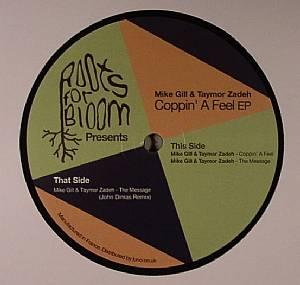 GILL, Mike & TAYMOR ZADEH - Coppin' A Feel EP (John Dimas remix)