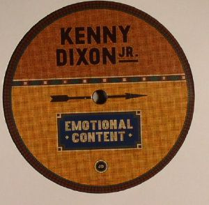DIXON JR, Kenny - Emotional Content (TPs Emotionally Deep remix)