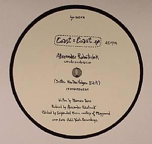 ROBOTNICK, Alexander/FLORIAN MEINDL - Coast 2 Coast EP