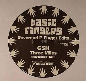 REVEREND P - Finger Edits