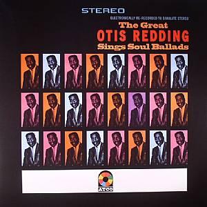 REDDING, Otis - Sings Soul Ballads