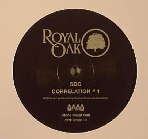 SPACE DIMENSION CONTROLLER - Correlation EP