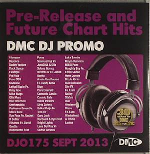 VARIOUS - DJ Promo DJO 175: Sept 2013 (Strictly DJ Use Only) (Pre Release & Future Chart Hits)