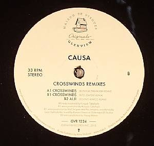 CAUSA - Crosswinds Remixes