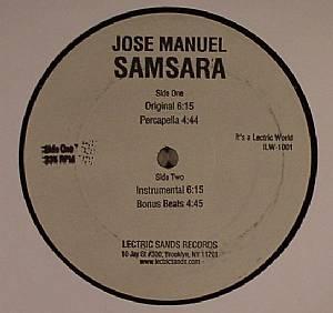 MANUEL, Jose - Samsara
