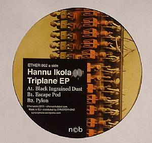 IKOLA, Hannu - Triplane EP