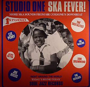 VARIOUS - Studio One Ska Fever! More Ska Sounds From Sir Coxsone's Downbeat