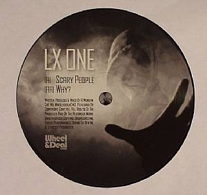 LX ONE - Scary People
