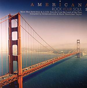 VARIOUS - Americana 2: Rock Your Soul (More Blue Eyed Soul & AOR Sounds From The Land Of The Free)