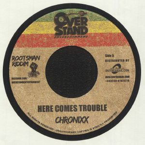CHRONIXX - Here Comes Trouble (Rootman Riddim)
