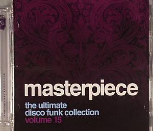 VARIOUS - Masterpiece Volume 15: The Ultimate Disco Funk Collection