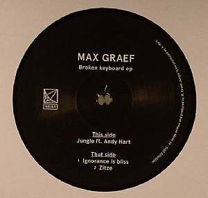 GRAEF, Max - Broken Keyboard EP