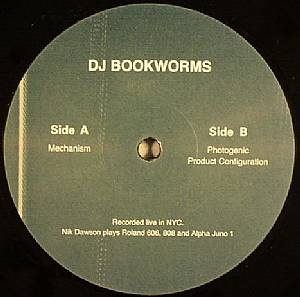 DJ BOOKWORMS - Mechanism