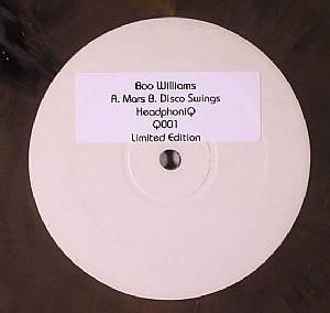 WILLIAMS, Boo - Mars