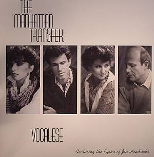 MANHATTAN TRANSFER, The - Vocalese (remastered)