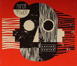 PAPER TIGER - Laptop Suntan