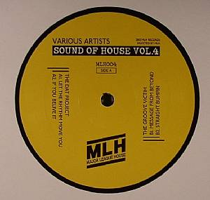 DAT PROJECT, The/THE GROOVE VICTIM - Sound Of House Vol 4