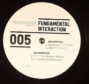 FUNDAMENTAL INTERACTION - Utricule EP
