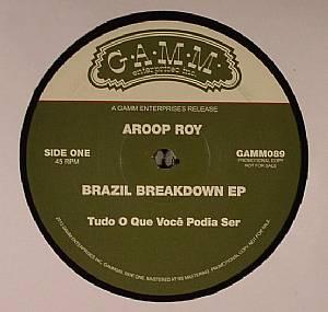 ROY, Aroop - Brazil Breakdown