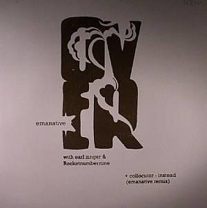 EMANATIVE/COLLOCUTOR - Over EP