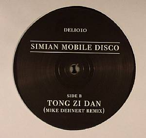SIMIAN MOBILE DISCO - Tong Zi Dan