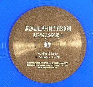 SOULPHICTION - Live Jamz 1