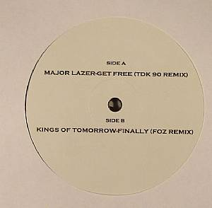 TDK/FOZ - Owned White Label 1