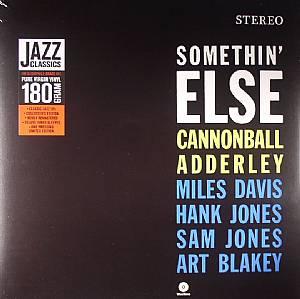 ADDERLEY, Cannonball - Somethin' Else