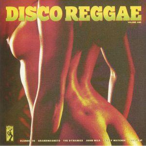 VARIOUS - Disco Reggae Vol 1