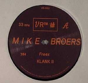 BROERS, Mike - Freex