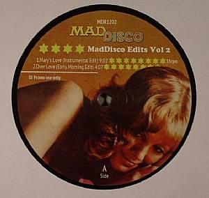 MADDISCO EDITS - MadDisco Edits Vol 2