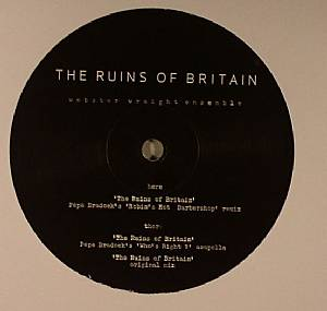 WEBSTER WRAIGHT ENSEMBLE - The Ruins Of Britain