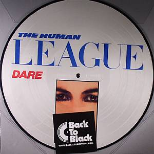 HUMAN LEAGUE, The - Dare