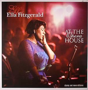 FITZGERALD, Ella - At The Opera House