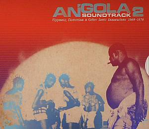 REDJEB, Samy Ben/VARIOUS - Angola 2 Soundtrack: Hypnosis Distortions & Other Sonic Innovations 1969-1978