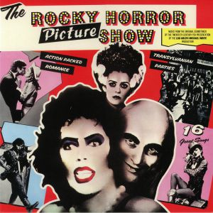 ROCKY HORROR PICTURE SHOW, The - The Rocky Horror Picture Show (Soundtrack)