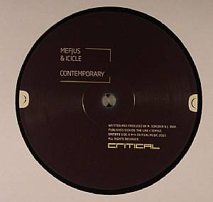 MEFJUS/ICICLE - Contemporary EP