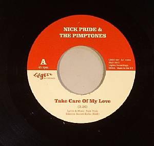 PRIDE, Nick & THE PIMPTONES - Take Care Of My Love