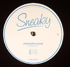 ASHWORTH & KIWI - Dawn EP