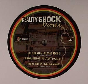 BANTON, Solo/ERROL BELLOT/JAH SCREECHY/TIPPA IRIE/SOLOMON JAMES BROWNE - Reggae Recipe EP