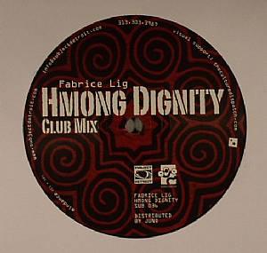 LIG, Fabrice - Hmong Dignity EP