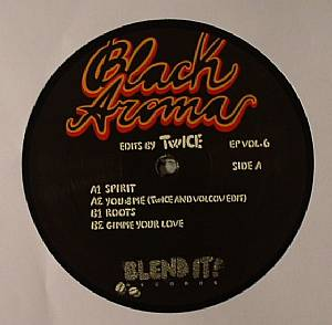 TWICE (BLEND IT!) - Black Aroma EP Vol 6