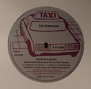 KAMOZE, Ini/SLY & ROBBIE - World A Music