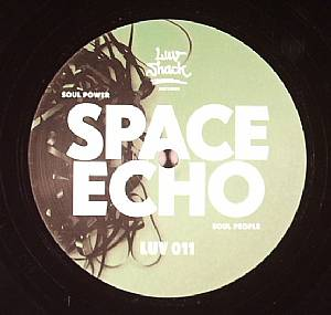 SPACE ECHO/MANHOOKER - LUV 011