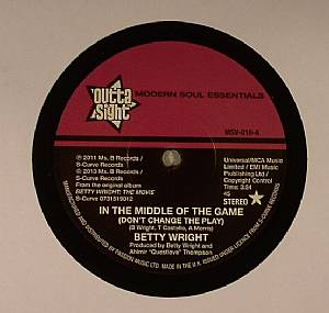 WRIGHT, Betty - In The Middle Of The Game