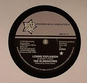 ELIMINATORS, The/DIRECTIONS BAND - Loving Explosion