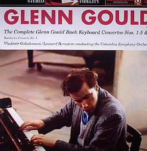 GOULD, Glenn - The Complete Glenn Gould Bach Keyboard Concertos Nos 1-5 & 7
