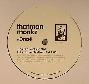 THATMAN MONKZ feat DNAE - Burnin' Up