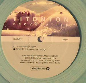 TITONTON aka TITONTON DUVANTE - Provocative EP