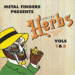 MF DOOM aka METAL FINGERS - Special Herbs Vol 1 & 2